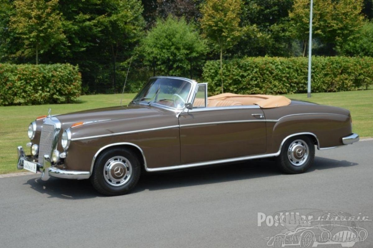 Car Mercedes Benz 220 Se 1960 For Sale Postwarclassic
