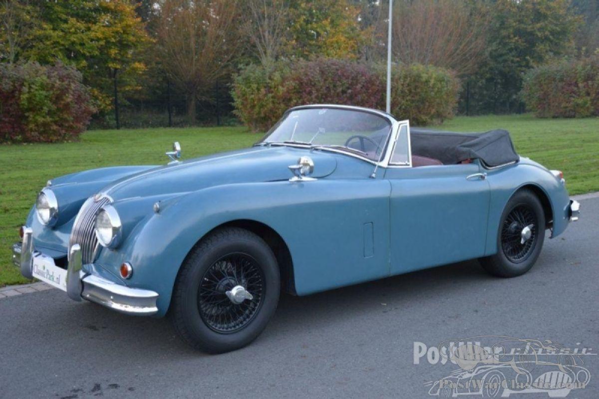 Car Jaguar Xk 150 3 4 1958 For Sale Postwarclassic