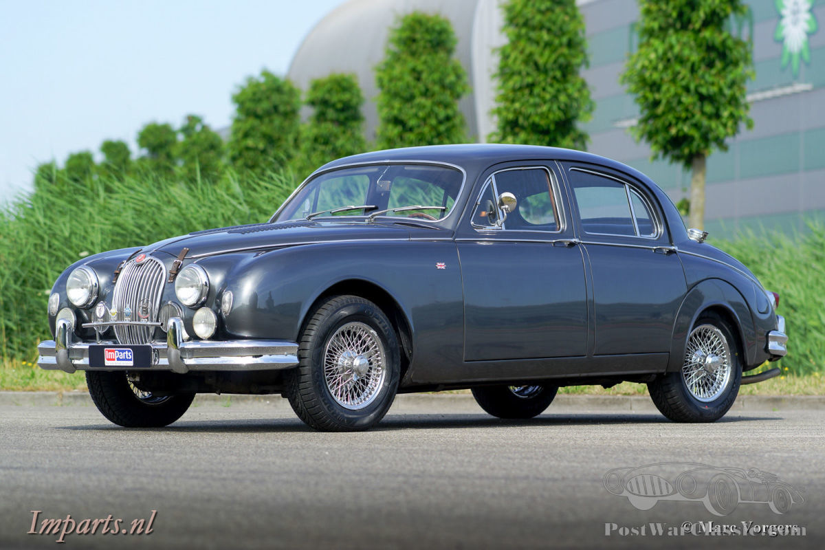 car jaguar mk1 3.4 1950 - 1959 for sale - postwarclassic